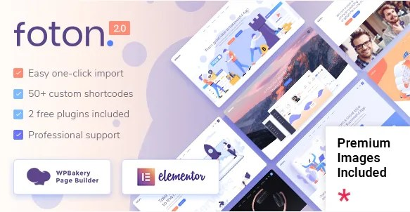 You are currently viewing Foton 2.2 NULLED – Software and App Landing Page Theme
