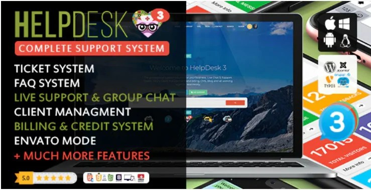 You are currently viewing HelpDesk 3.6 Nulled – The professional Support Solution