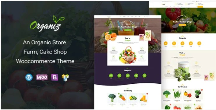 You are currently viewing Organiz 2.2 – An Organic Store WooCommerce Theme