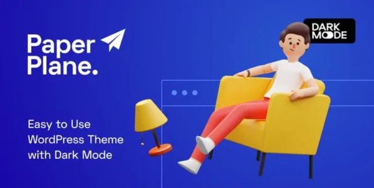 You are currently viewing Paper Plane 1.0.7 NULLED – Creative Parallax WordPress Blog Theme