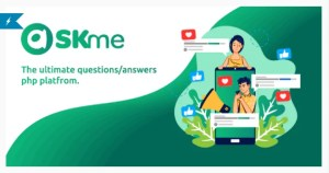 Read more about the article AskMe 1.2 Nulled – The Ultimate PHP Questions & Answers Social Network Platform
