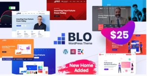 Read more about the article BLO 3.1 – Corporate Business WordPress Theme