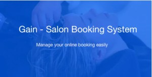 Read more about the article Gain 1.4 Nulled – Salon Booking System