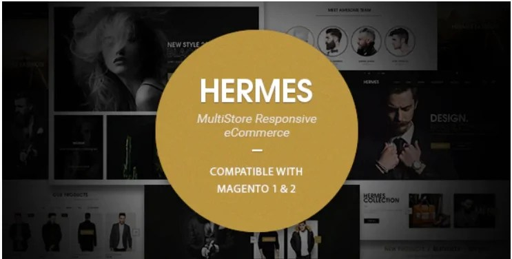 You are currently viewing Hermes 1.4 – Multi-Purpose Premium Responsive Magento 2 & 1 Theme