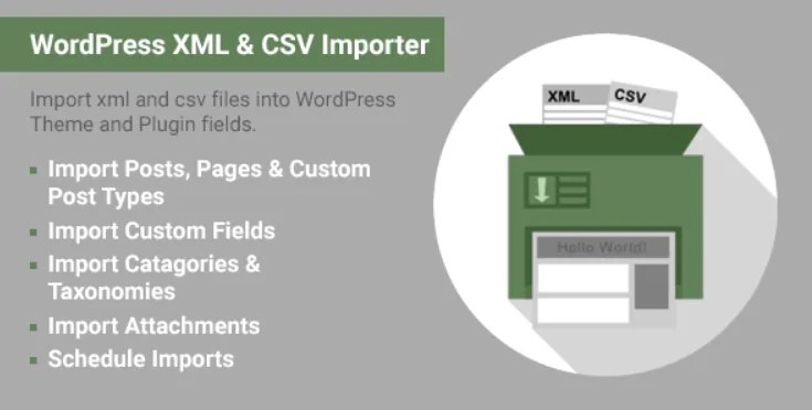 You are currently viewing ImportWP Pro 2.1.1 – WordPress XML & CSV Importer