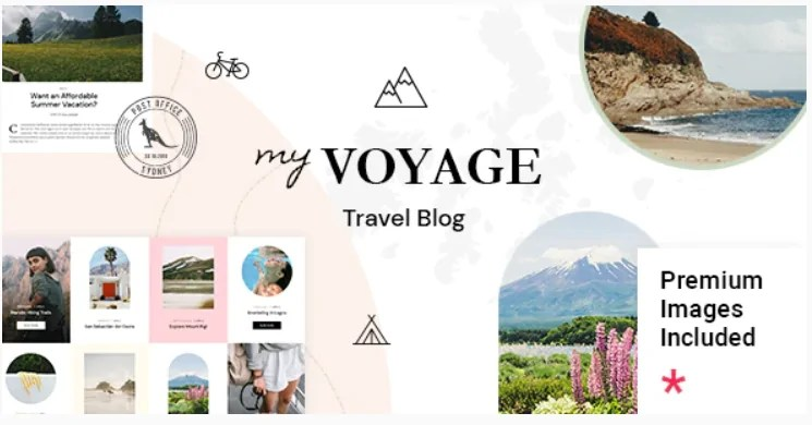 You are currently viewing MyVoyage 1.0 Nulled – Travel Blog WordPress Theme