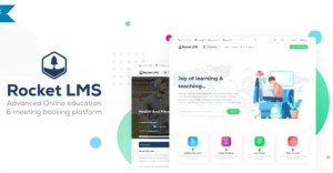 Read more about the article Rocket LMS 1.0 NULLED – Learning Management & Academy Script