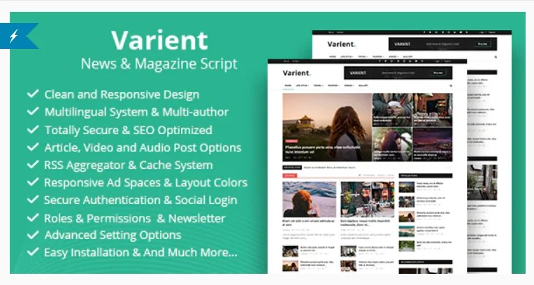 You are currently viewing Varient 1.9 Nulled – News & Magazine Script