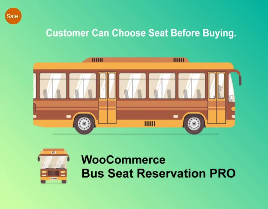 You are currently viewing Bus Ticket Booking with Seat Reservation PRO 4.9