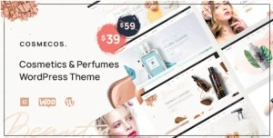 Read more about the article Cosmecos 1.1 – Cosmetics & Perfumes WordPress Theme