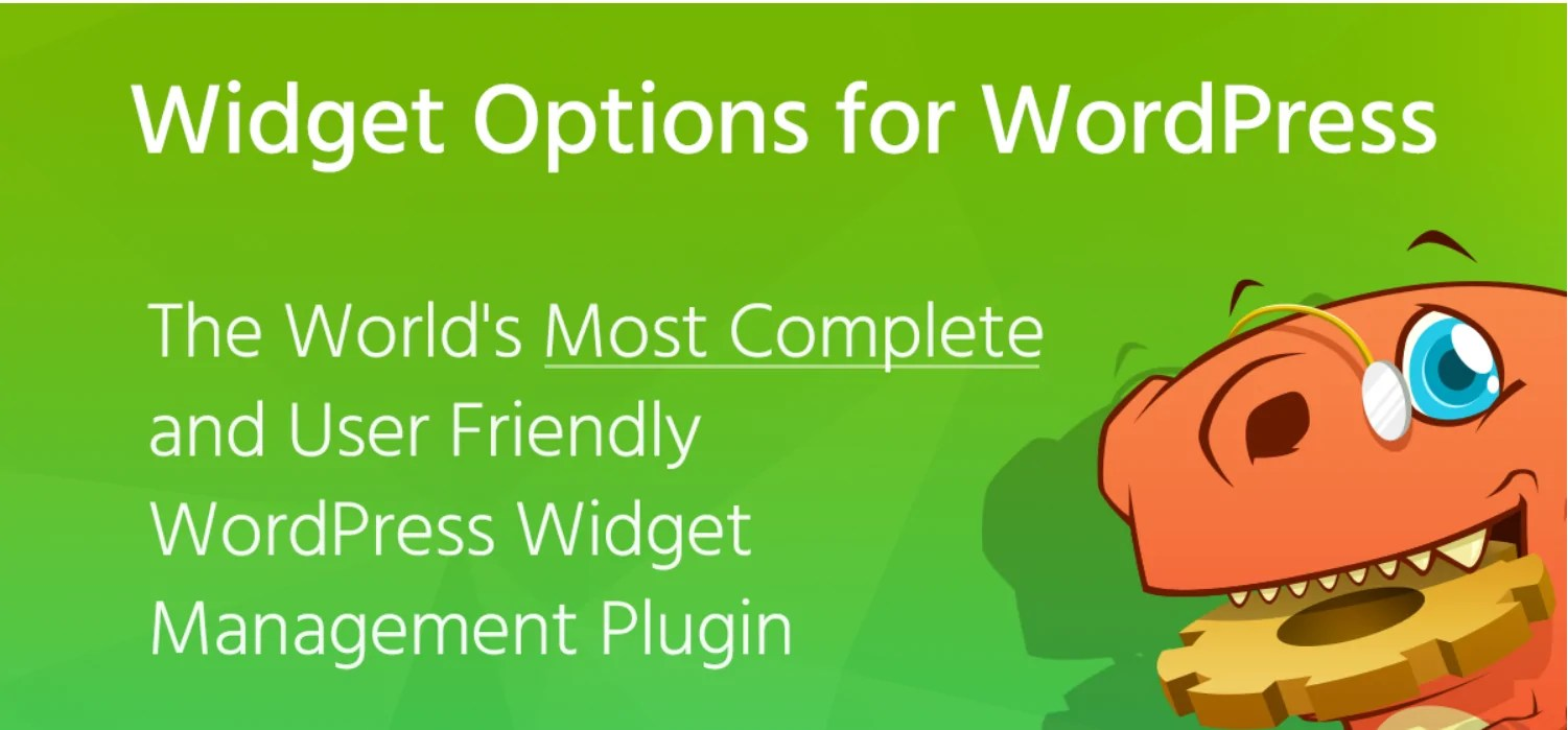 You are currently viewing Extended Widget Options 4.6.7 (+ Addons) – Managing WordPress Widgets