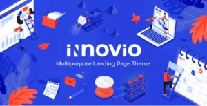 Read more about the article Innovio 1.7 NULLED – Multipurpose Landing Page Theme