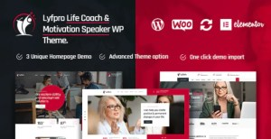 Read more about the article Lyfpro 1.2 – Life Coach WordPress Theme