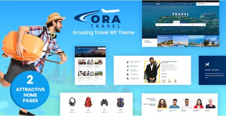 You are currently viewing Ora 1.7 – Travel Booking WordPress Theme