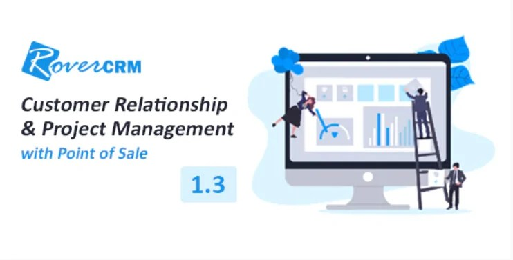 You are currently viewing RoverCRM 1.3 NULLED – Project Management System