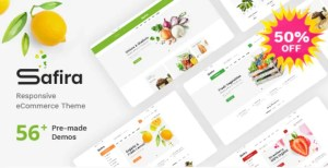 Read more about the article Safira 1.1.3- Responsive OpenCart Theme