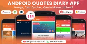 Read more about the article Android Quotes Diary 2.0 – Android App