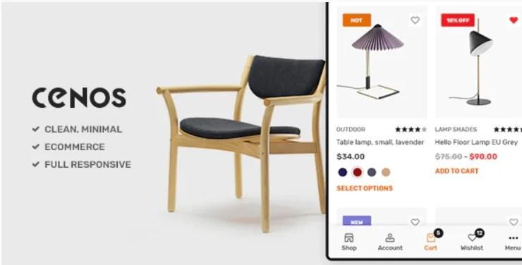 You are currently viewing Cenos 1.1.4 Nulled – Modern Furniture WooCommerce Theme