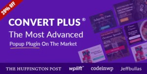 Read more about the article ConvertPlus 3.5.24 NULLED – Popup Plugin For WordPress