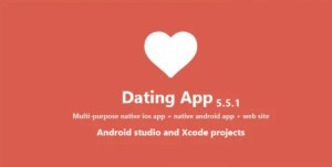 Read more about the article Dating App 5.5.1 NULLED – Web Version, iOS and Android apps