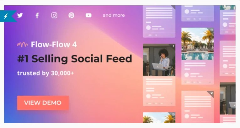 You are currently viewing Flow-Flow 4.8.7 – Social Media Feeds For WordPress
