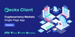 Read more about the article Gecko Client 1.2.0 – Crypto Currency Markets Single Page App