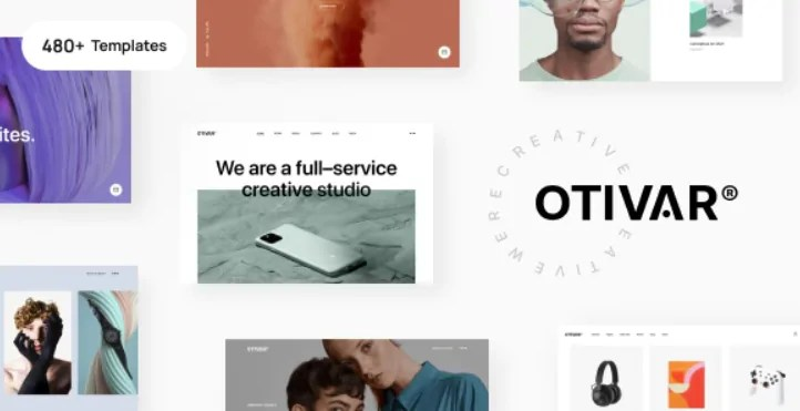 You are currently viewing Otivar 1.0.0 – Portfolio Theme for Creatives