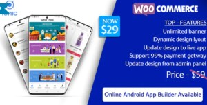 Read more about the article Quick Order 1.9 – ionic 5 mobile app for woocommerce
