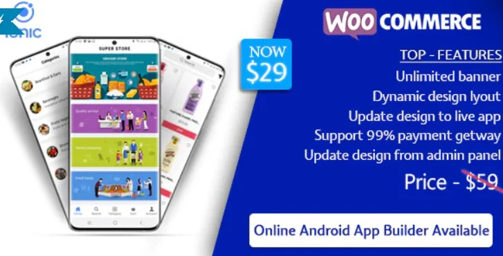 You are currently viewing Quick Order 1.9 – ionic 5 mobile app for woocommerce