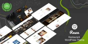 Read more about the article Resca 2.9.2 NULLED – Restaurant WordPress Theme