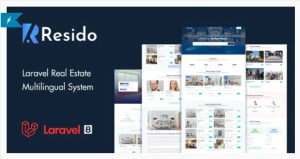 Read more about the article Resido 1.8.0 Nulled – Laravel Real Estate Multilingual System