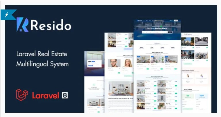 You are currently viewing Resido 1.10.1 Nulled – Laravel Real Estate Multilingual System