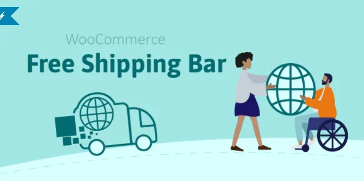 You are currently viewing WooCommerce Free Shipping Bar 1.1.6.4 – WordPress Plugin