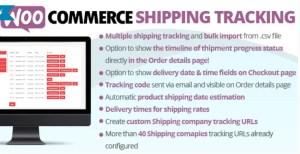 Read more about the article WooCommerce Shipping Tracking 29.2 NULLED