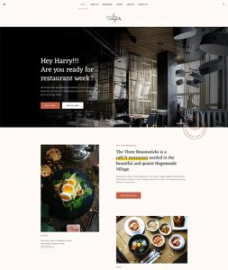 Read more about the article JA Diner 2.0.0 – Joomla Template for Restaurant