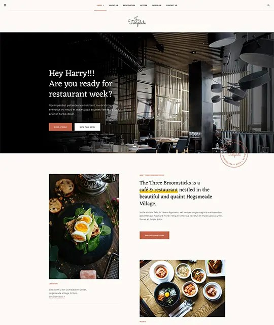 You are currently viewing JA Diner 2.0.0 – Joomla Template for Restaurant