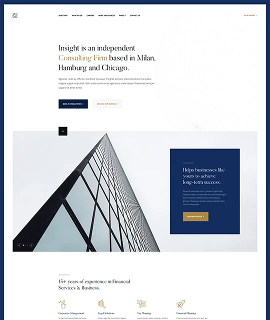 You are currently viewing JA Insight 2.0.0 – Modern Joomla Template for Business