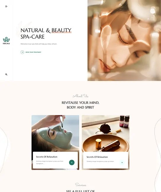 You are currently viewing JA Spa 2.0.2 – Joomla Template for Beauty Salon