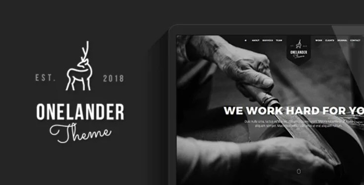 You are currently viewing OneLander 2.4.13 – Creative Landing Page WordPress Theme