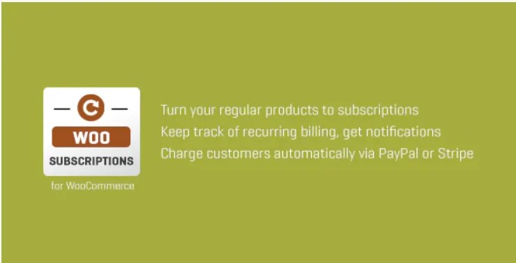 Read more about the article Subscriptio 3.0.7 – WooCommerce Subscriptions
