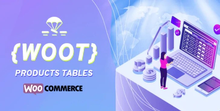 You are currently viewing WooCommerce Active Products Tables (WOOT) 2.0.4