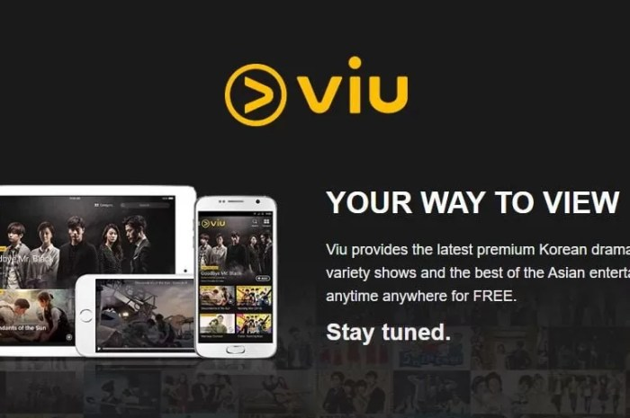 VIU MOD APK  (Premium Shows)