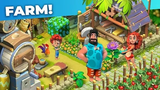 Download Family Island MOD APK
