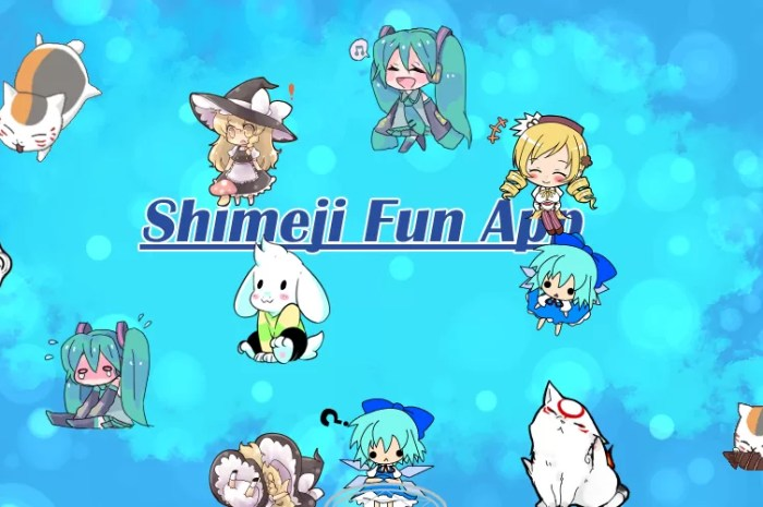 Shimeji Mod APK v4.1 Latest Version Free Download