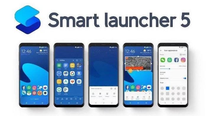 Smart Launcher 5 Pro Mod APK v5.5 Free Download