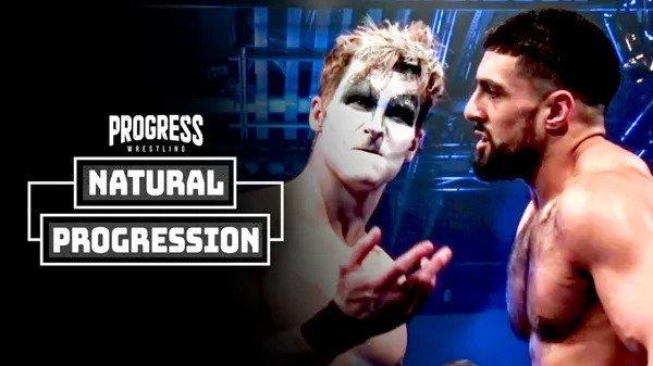 Watch Wrestling Progress Chapter 104: Natural Progression