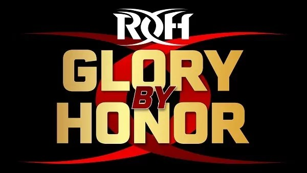 Watch Wrestling ROH Glory By Honor 2021 8/21/21