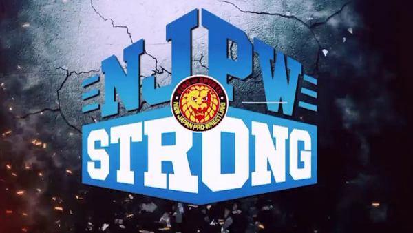 Watch Wrestling NJPW Strong 10/3/21