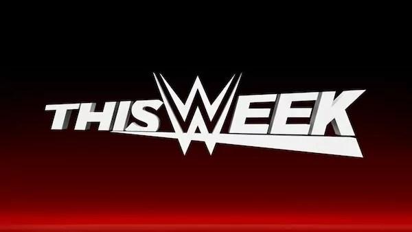 Watch Wrestling WWE This Week 10/14/21
