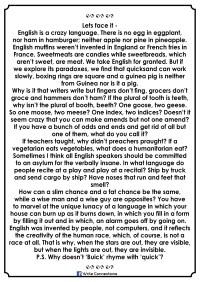 CrazyEnglish
